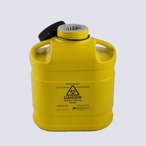FITTANT Container 5 Lt Screw Top